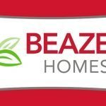 Beazer Logo Flags by Sign Central, Inc.