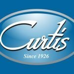 Curtis Logo Flags by Sign Central, Inc.