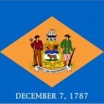 Delaware (DE) State Flag sold by Sign Central, Inc.