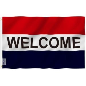 Welcome Flags by Sign Central, Inc.
