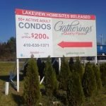 Billboard on Post Setup by Sign Central, Inc.