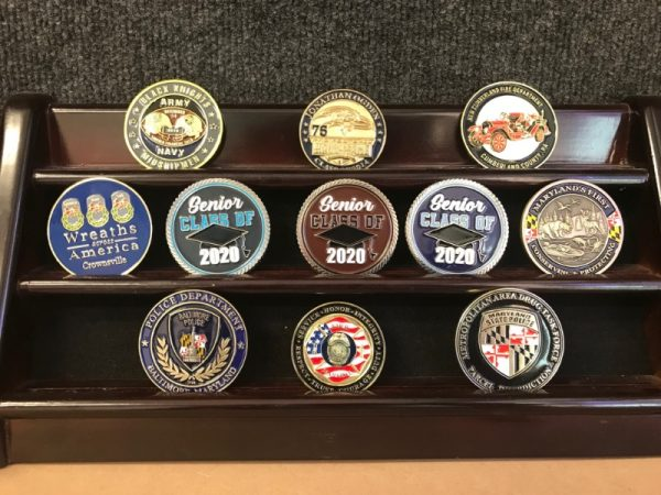 Challenge Coins by Sign Central, Inc.