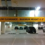 Custom Garage Sign by Sign Central, Inc.