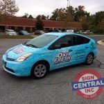 Custom Vinyl Car Graphics Wrapping by Sign Central, Inc.