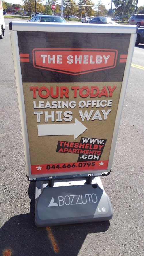 Custom Windmaster signs by Sign Central, Inc.