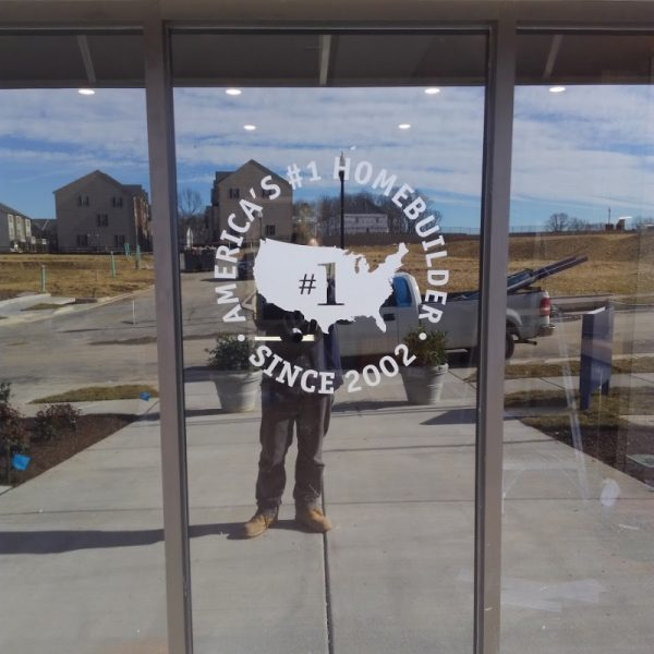 Custom Window Graphics by Sign Central, Inc.