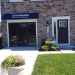 DR Horton Awning by Sign Central, Inc.