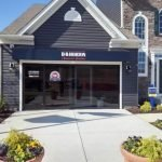 DR Horton Business Awning by Sign Central, Inc.