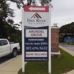Dan Ryan Outdoor sign by Sign Central, Inc.