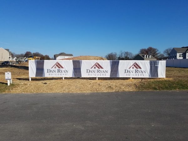 Fence Banner by Sign Central, Inc.