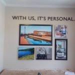 Framed Artwork by Sign Central, Inc.
