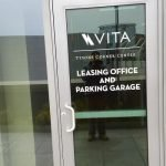 Glass Door Lettering by Sign Central, Inc.