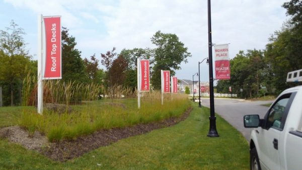 Metal Banners by Sign Central Incc