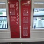 Mortgage Choice Display, PVC with Acrylic and Applied Graphics by Sign Central, Inc.