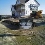 Muddy Boots Site sign by Sign Central, Inc.