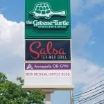 Outdoor signs by Sign Central, Inc.