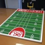 Richmond American Home Football Game by Sign Central, Inc.