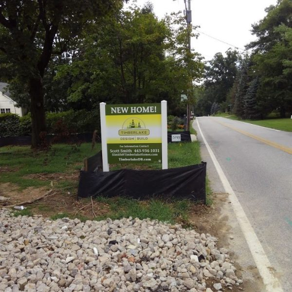Site Sign by Sign Central, Inc.