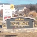Stone Monument by Sign Central, Inc. at Tall Grass Estates