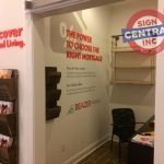 Vinyl Lettering Wall Sign Displays by Sign Central, Inc.