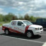 Vinyl Truck Graphics Wrapping by Sign Central, Inc.