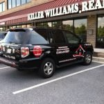 Vinyl Vehicle Lettering and Graphics by Sign Central, Inc.