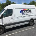Vinyl Vehicle Graphics and Lettering by Sign Central, Inc.