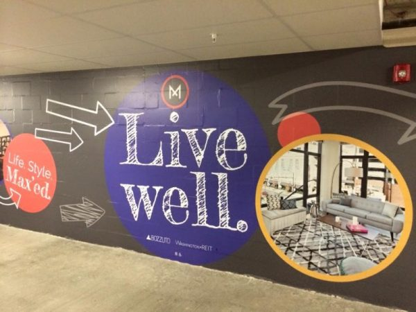 Vinyl Wall Graphics by Sign Central, Inc.