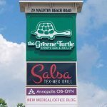 Sign Central, Inc. has products for all your exterior signage needs
