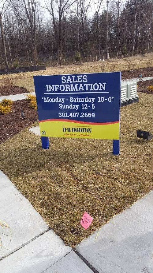 Custom Business Hour Sign by Sign Central, Inc.