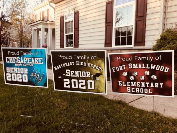 School Yard Signs by Sign Central, Inc.